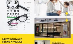 "Sunny Optical: ""The Expertise you need to Enhance your Eyewear"""