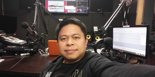 "PinoyRadio.com : ""Ryan Pepper"" and the big voice behind the mic"