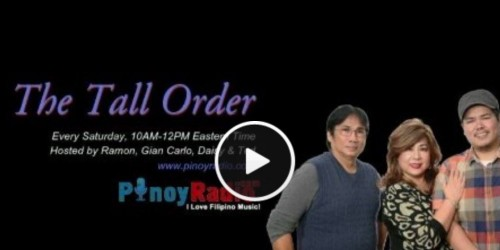 CLICK and WATCH LIVE: The Tall Order – Jan 30, 2016