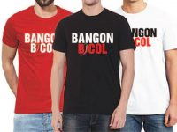 "Order Now: ""Bangon Bicol"" Tee Shirts and help raise funds"