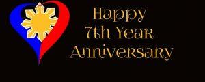 HAPPY 7th Anniversary Pusong Pinoy