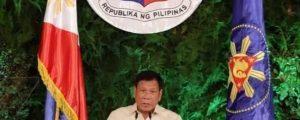 Mga local chief executive na sangkot sa narcopolitics, isusunod na papangalanan ni DU30.