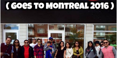 MCBN TV GOES TO MONTREAL 2016