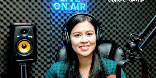 Live! SHAREN MARTIN on Pinoy Radio Center Stage with Ryan Pepper (1/15/17)