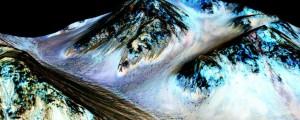"""NASA Says """"Liquid Water Exists on Mars"""""""