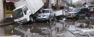 Destruction of Super Typhoon Yolanda