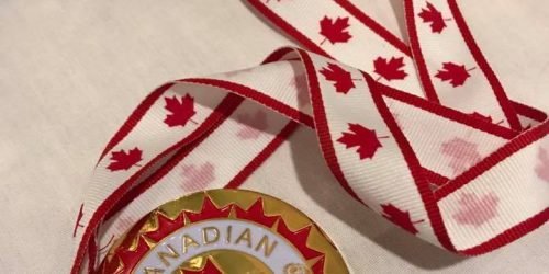 Canadian Outstanding Award – Canada's 150th