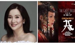 """The Ghost Bride"" movie, minarkahan ni Kris Aquino"