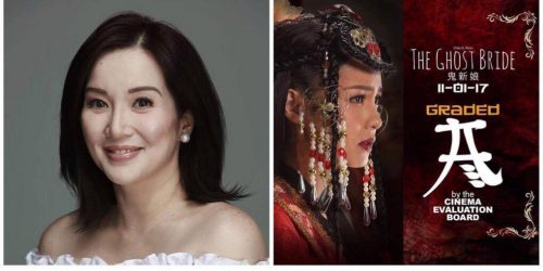 """The Ghost Bride"" movie, minarkahan ni Kris Aquino"