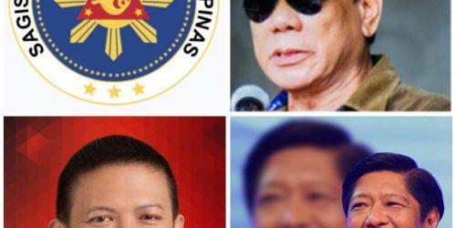 Pangulong Duterte magre-resign kung si Chiz o Bongbong ang kapalit