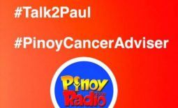 TEASER…Talk2Paul: your Pinoy Cancer Adviser