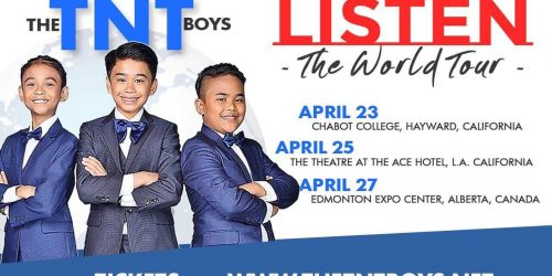 The TNT Boys Live Radio Promo – Live @ Pinoy Radio Mornings (Michelle)