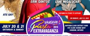 SEE YOU! @ Vaughan Fiesta Extravaganza 2019