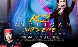Watch: KZ Tandingan Supreme The World Tour – Live in Toronto 2019