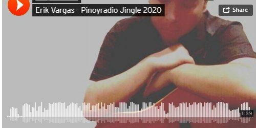 Latest: Pinoy Radio Jingle 2020 by Erik Vargas