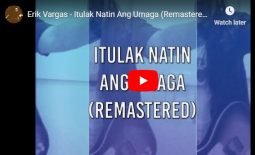 "Watch: #NextBigThing ""Itulak Natin Ang Umaga"" by Erik Vargas Lyric Video"