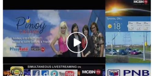 Pinoy Dreams (5/21/17)