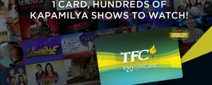 TFC Online Gift Card