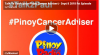Talk To Paul (Your Pinoy Cancer Adviser) – Sept. 8, 2018 (pilot episode)