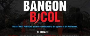 Latest Update: Bangon Bicol Relief Operations 2020