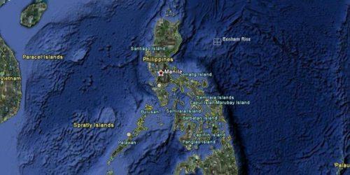 Marine Research sa Philippine Rise hindi kayang mag isa ng Pinoy