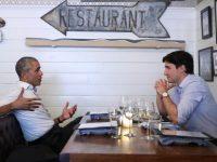 Obama at Trudeau nag dinner sa Montreal, pag develop ng susunod na mga lider pinag usapan