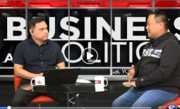 Live: Sen. JV Ejercito (Business and Politics)