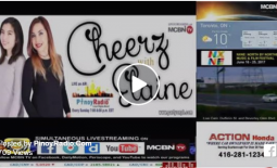 Cheerz with Elaine ( 5/21/17)