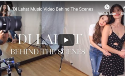 "Watch: Donnalyn Bartolome's Behind The Scenes from ""Di Lahat"" Music Video"