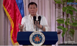 PDU30 : 19th Founding Anniversary of the Volunteers Against Crime and Corruption (Speech) 8/16/2017