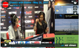 Cheerz with Elaine (5/28/17)