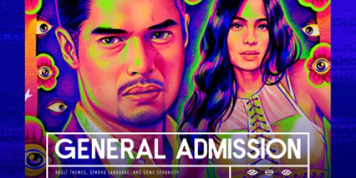 "Watch: ""General Admission""  Streaming April 9 to May 7 2021 on KTX, iWant TFC, and more!"