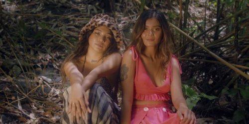 "NBT: Peaceful Gemini embraces Filipina identity and power on ""Mariposa"" music video"