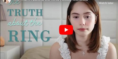 Watch: The TRUTH behind the RING | Jessy Mendiola