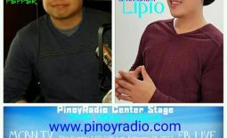 PinoyRadio Centre Stage with Ryan Pepper : Emmanuel Lipio