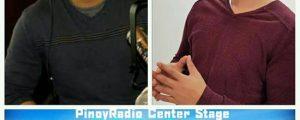 PinoyRadio Centre Stage with Ryan Pepper : Emmanuel Lipio