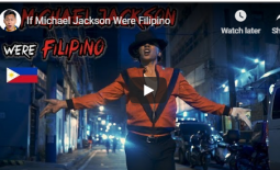 Watch: If Michael Jackson were a Filipino by  Mikey Bustos (parody)