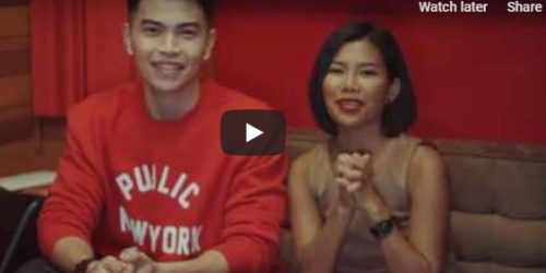 """Watch: Daryl Ong and Katrina Velarde """"Muli"""" cover of an OPM All Time favorite"""