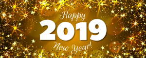 Happy New Year 2019 to all