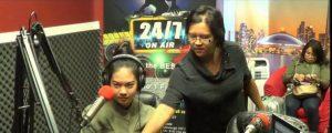 Pinoy Radio Center Stage with Ryan Pepper : Lara Denise ( Sept 25, 2016)