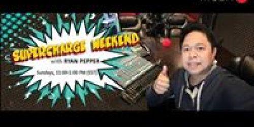 Ryan Pepper : Supercharged  Weekend