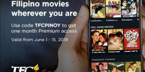 Watch: TFC Premium Channels for FREE! (get your one month promo code now)
