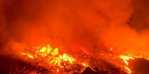 Mga Pilipinong nakatira malapit sa California Wildfire inalerto ng DFA