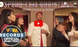 "Watch:#NextBigThing (NBT) ""Spend This Christmas"" Rouge and Jason Steele"