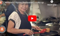 Watch: Whilma's Filipino Restaurant cooks up American Dream