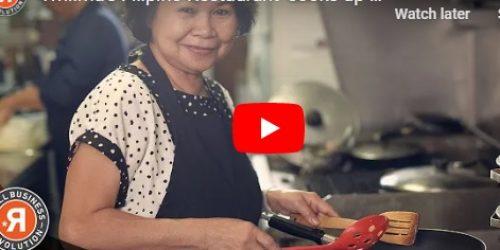 Watch: Whilma's Filipino Restaurant cooks up American Dream
